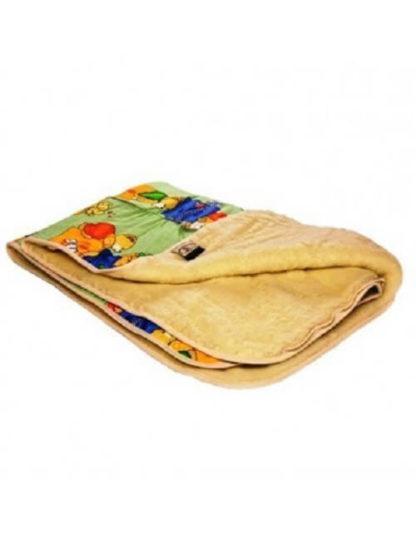 Детское одеяло конверт МИШКИ-1