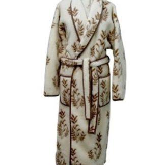 халат из шерсти ОЛИВА-1