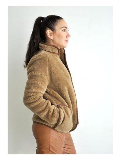 куртка из шерсти МЕЛЬБУРН-S-2