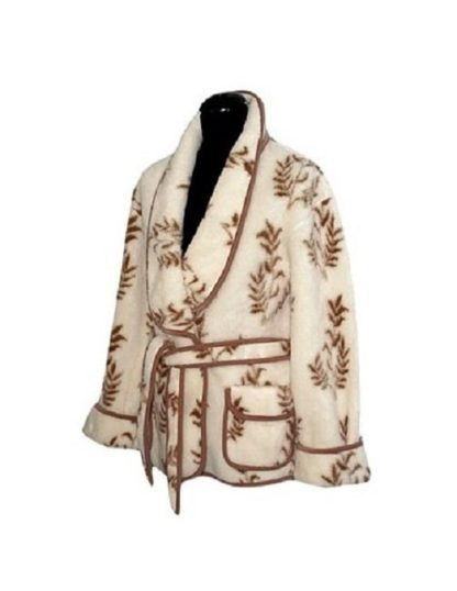 куртка из шерсти ОЛИВА Барская-1